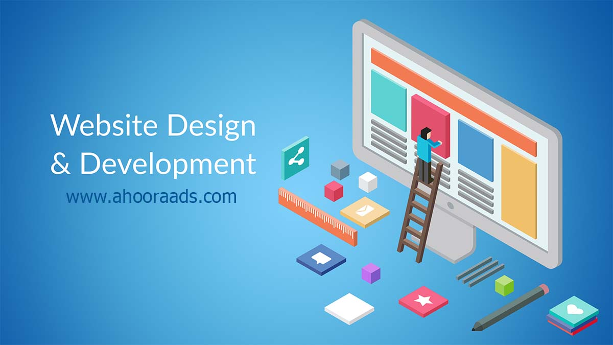 طراحی انواع سایت