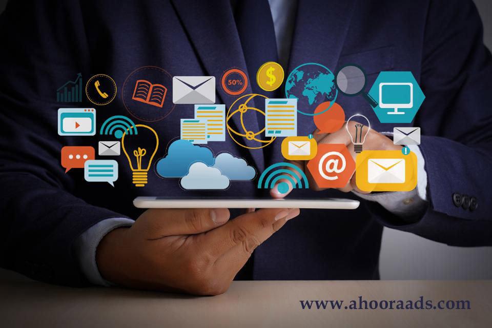 خدمات شرکت تبلیغاتی-دیجیتال مارکتینگ